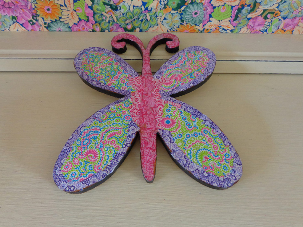 Decopatch Butterfly by Crocodile Creations
