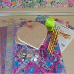 Decopatch party kit for 4