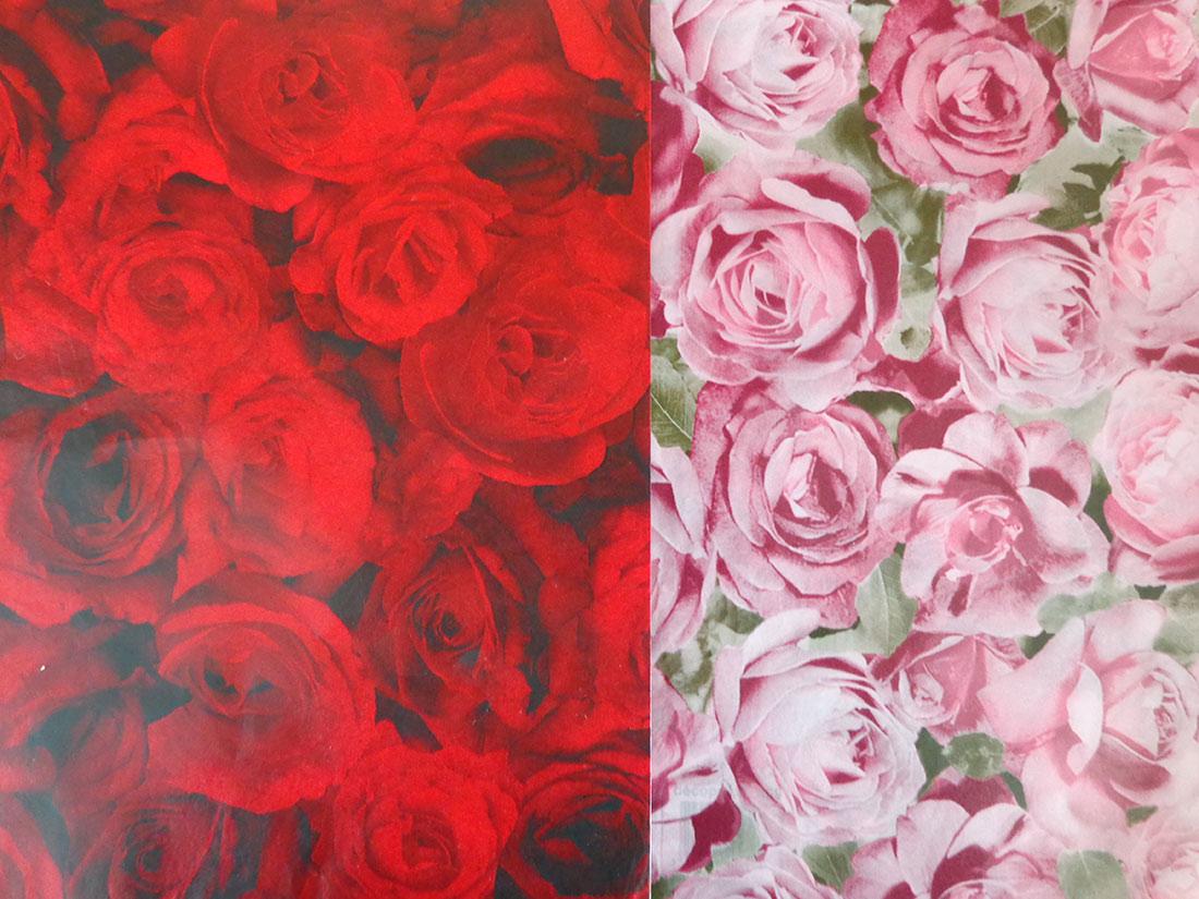 Decopatch Paper Classic Rose