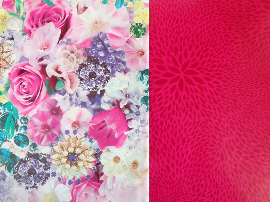 Decopatch Paper Pink Diva