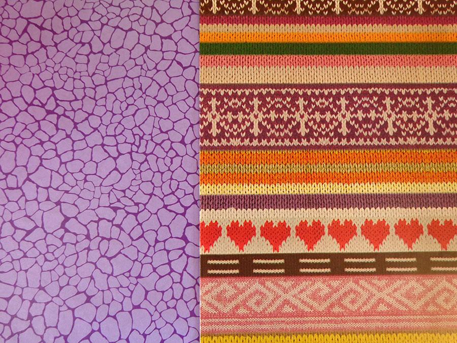 Decopatch Paper Purple Craze