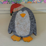 Decopatch Penguin by Crocodile Creations