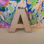 Wooden Letters 3.5cm