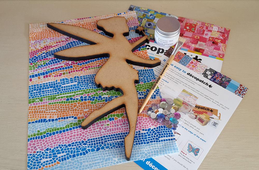 Decopatch Fairy Kit