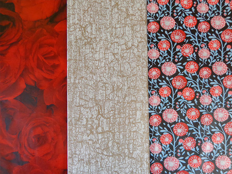 Decopatch Paper Rambling Rose
