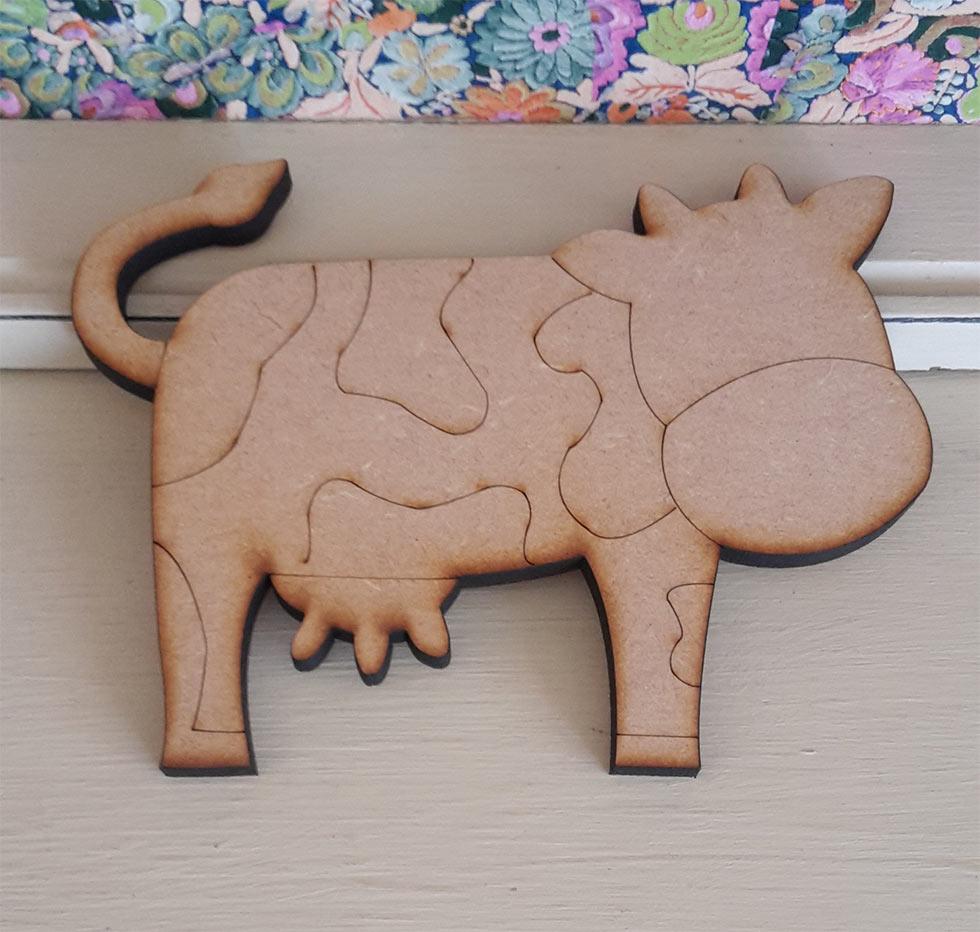 20cm Cow