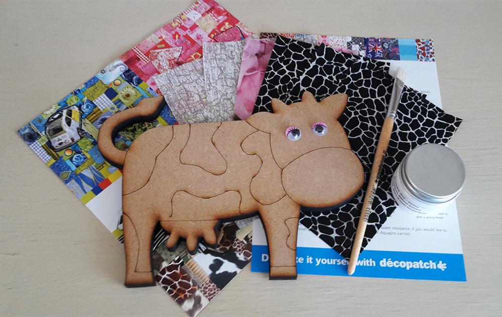 Decopatch Cow Kit