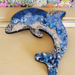 Decopatch Dolphin by Crocodile Creations