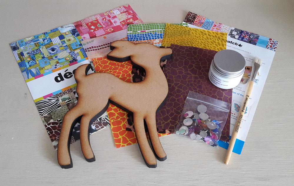 Decopatch Bambi Kit