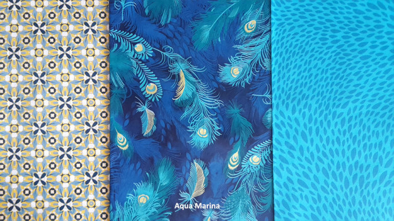 Decopatch Paper - Aqua Marina