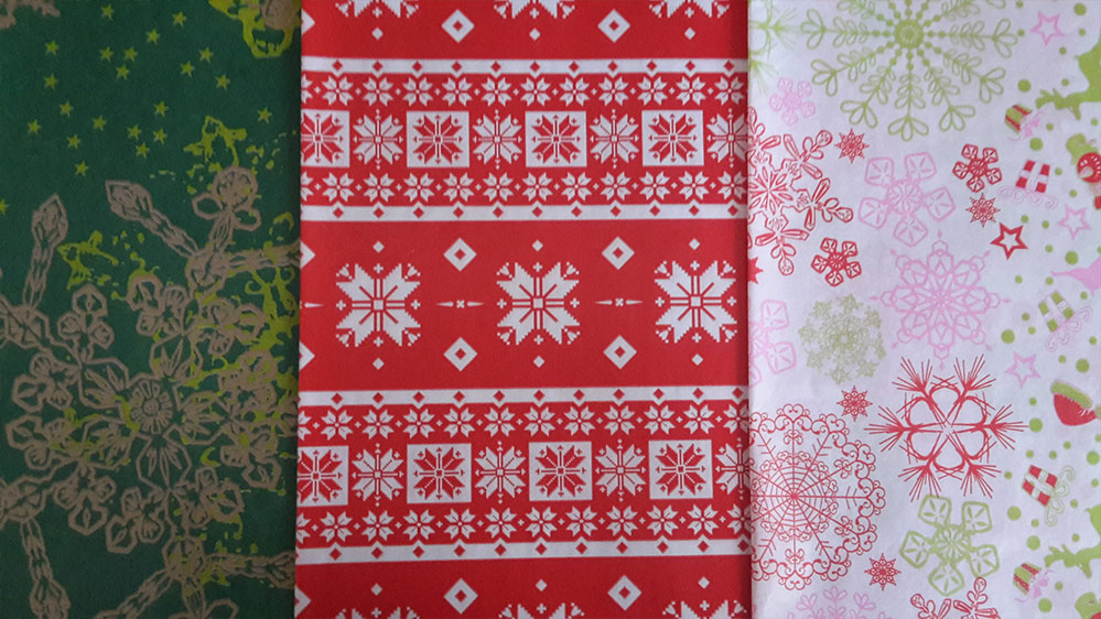Decopatch Christmas Paper - Festive Cheer