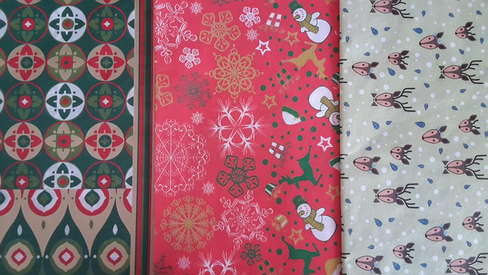 Decopatch Christmas Paper - Merry Christmas