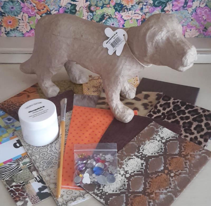 Decopatch Labrador Kit