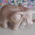 Decopatch 3D Paper Mache Elephant (SA719)