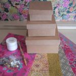 Decopatch Square Box Kit