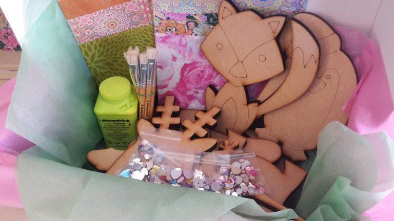 Decopatch Animal Shape Party Kit