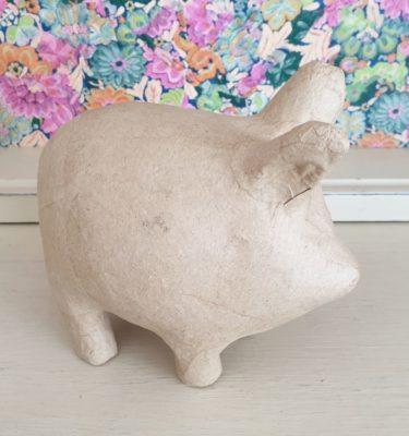 Decopatch 3D Pig SA194