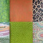 Decopatch Paper - Greens 6