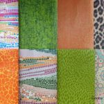 Decopatch Paper - Greens 8