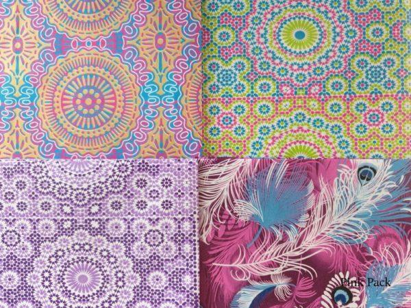 Decopatch Paper - Pinks 4