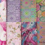 Decopatch Paper - Pinks 8