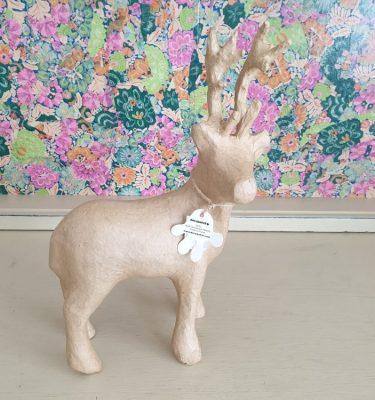 Decopatch 3D paper mache Reindeer SA207c