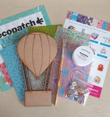 Decopatch Balloon Kit