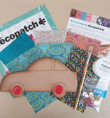 Decopatch Car Kit