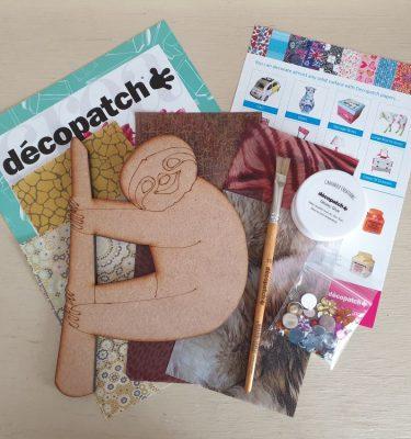 Decopatch Sloth Kit