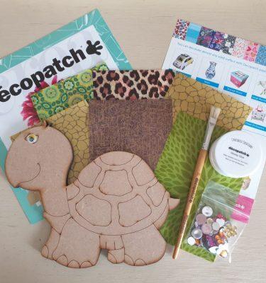 Decopatch Tortoise Kit