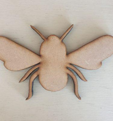 Wooden Bee Shape